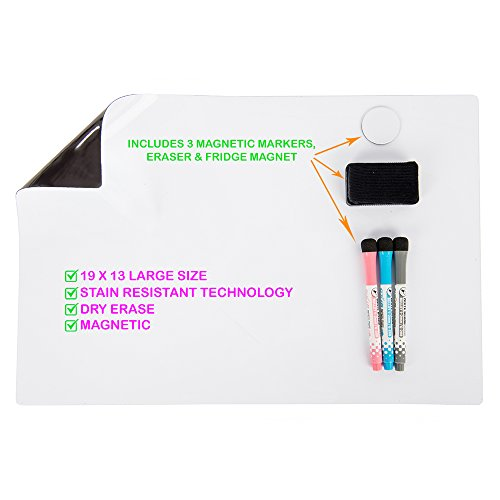 magnet marker fridge - 4
