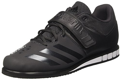 adidas Powerlift 3.1 Mens Weightlifting Powerlifting Shoe Black - US - Adidas Shoes Army