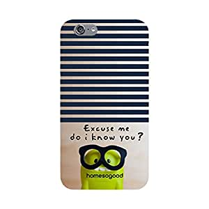 HomeSoGood Do I Know You Multicolor 3D Mobile Case For iPhone 6 (Back Cover)