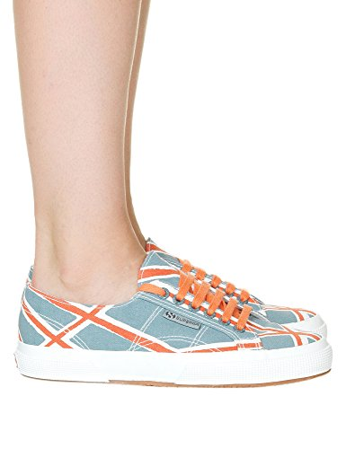 Donna Superga women's fanlinu zazie woman's twoed sneakers in