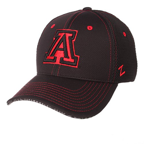 Zephyr NCAA Arizona Wildcats Men's Undertaker Hat, X-Large, Black -
