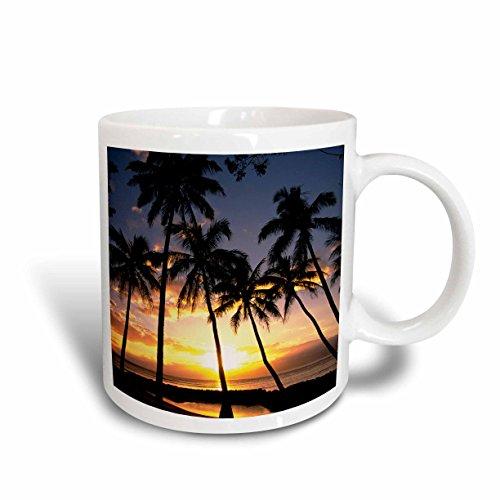 3dRose mug_89596_1 Sunset Lahaina Maui Hawaii Us12 Dpb0436 Douglas Peebles Ceramic Mug, - Lahaina Outlets