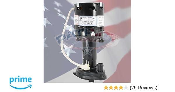 Amazon.com: Hartell GPP-1MH-1P Ice Machine Pump 803338: Industrial & Scientific
