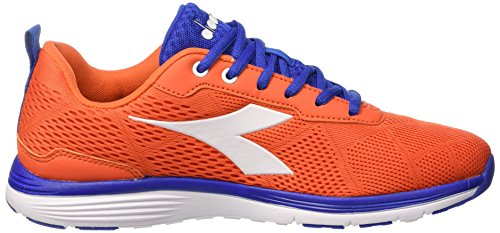 Diadora Men's Swan + Running Shoes Orange (Arancio Bianco) YO7znUw