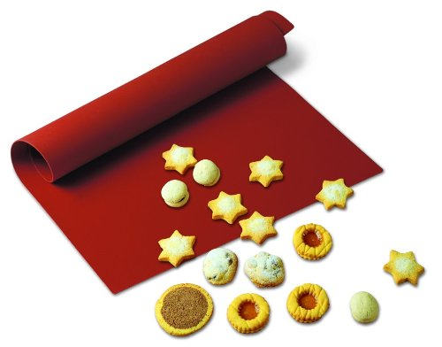 Silikomart Silicone Classic Collection Baking Mat, 14.2 by 17-Inch