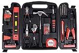 Steelbird Home Improvement Multipurpose Hand Tool Kit 129 Pcs