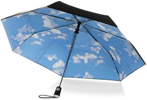totes Under Canopy Print Umbrella
