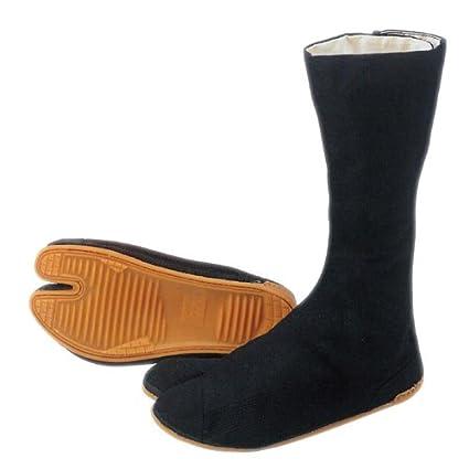 Tabi Zapatos Jikatabi Rikio Artes Marciales Botas (JP 24 aprox EU 38):  Amazon.es: Deportes y aire libre