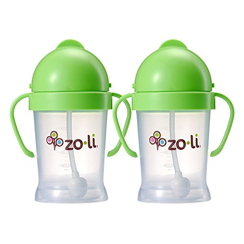 ZoLi BOT Twin Pack - Green - 6 oz by Zo·Li
