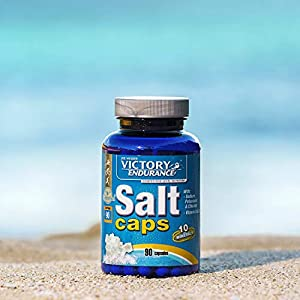 Victory Endurance Salt Caps | Pastillas de Sales
