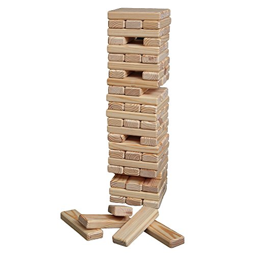 Belknap Hill Trading Post Towering Timbers Giant Stacking Game by Belknap Hill Trading Post