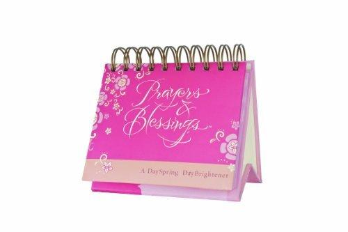 Perpetual Calendar 2009 (Prayers & Blessings - 365 Day Perpetual Calendar by DaySpring (2009-06-15))