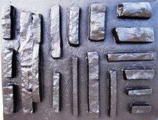 20 Drystack Stackstone Concrete Molds to Cast Stone Veneer ()