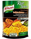 Knorr Rice Sides, Buffalo Chicken Rice, 5.3 Oz Pouch (Pack of 6)