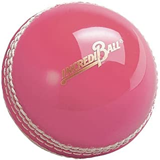 Incrediball Hi-vis Senior Training Practice Stitched Seam Coaching Cricket Ball by Easton