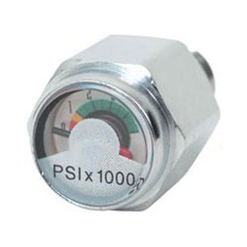 (XS Scuba Pony Bottle Air Pressure Gauge, Pony Bottle Gauge (GA050))