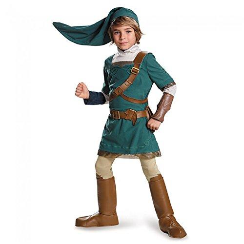 Disguise Prestige Legend Nintendo Costume