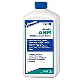 Lithofin Asr 1 Liter Olentferner Wachsentferner Polymerfilmentferner