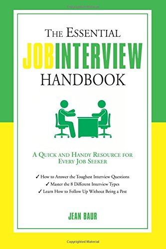 Essential Job Interview Handbook Resource product image