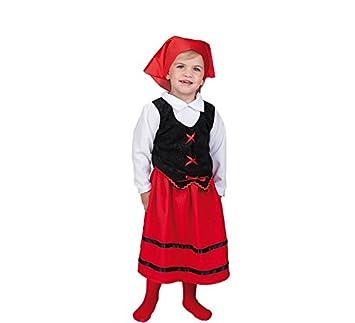 LLOPIS - Disfraz Bebe pastora ts