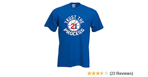 Amazon.com : Blue Philadelphia Embiid