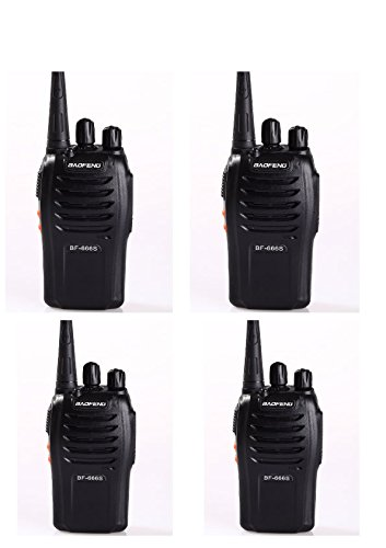 Baofeng BF-777S Walkie Talkie FM Transceiver Set of 2 - 1