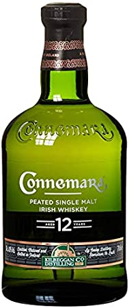 Connemara Irish Whisky Peated Malt - 700 ml