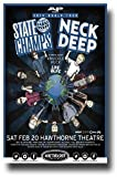 State Champs Poster -- Promo for a Concert on the