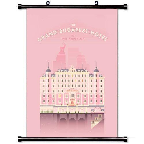 grand budapest hotel painting - 1
