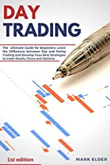 With an interest in Day trading, it is necessary to learn all that pertains it. In this book, I take you through all the important details that you need to know in Day trading.       Accomplishment as an informal investor will just com...