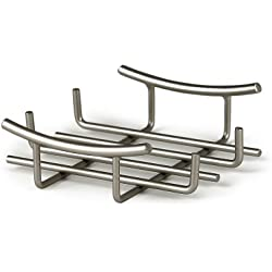 Spectrum Diversified Euro Flat Napkin Holder, Satin Nickel