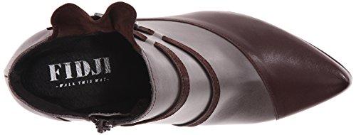 Fidji Dames V311 Laars Chocolade Grijs / Chocolade