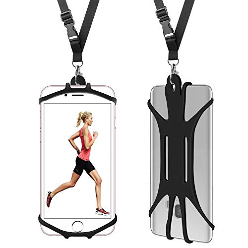 MASHANGMAOYI Cell Phone Lanyard Case