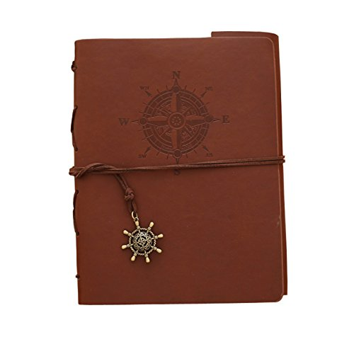 Zoview Adhesive Scrapbook Photo Album Memory Book , 60 Pages Hand Made DIY Albums ,Coffee by PINGGUO