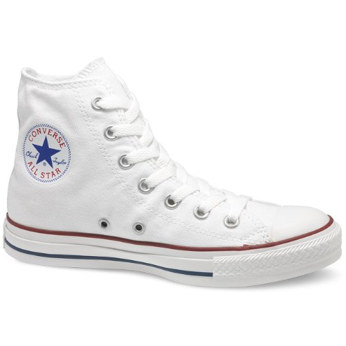 Convers'all star hi m7650, baskets mixte blanc taille 40 eU/uS 9 m/7 w/7 uS uK