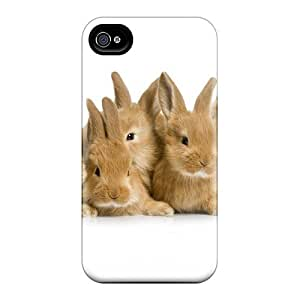 Tough Iphone JoP14039ubBr Cases Covers/ Cases For Iphone 6(bunnies Collection)