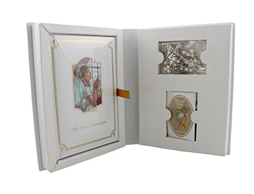 Reflections of Faith Deluxe First Communion Set Girl -