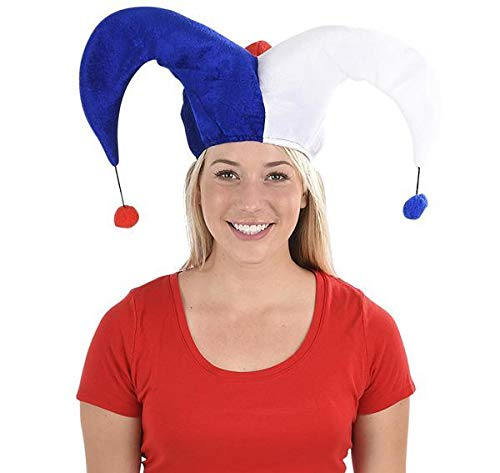 DollarItemDirect Patriotic POM POM Jester HAT, Case of 36