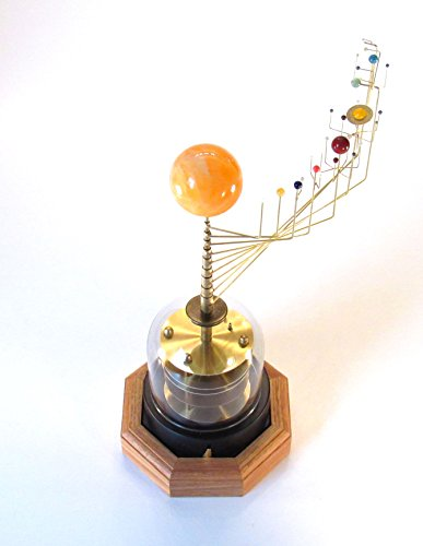 Wanderers Orrery Solar System Model Import It All