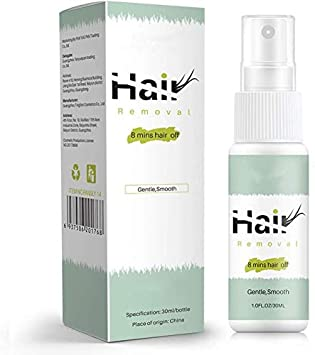 Amazon Com Semi Permanent Hair Removal Spray Hair Inhibiting