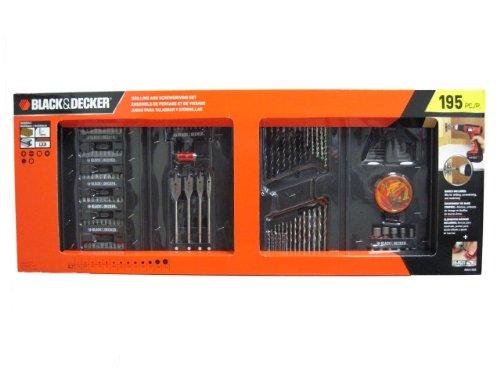 Black Decker Drill Screwdriver Accessory