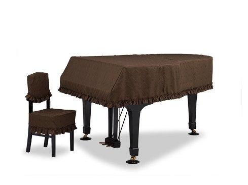 (メ-カー名機種名製造番号をメールください) GP-590CB ヤマハ C7 G7 S-700カワイ KG-6C KG-7 GS-70 CA-70 RX-7 SK-7 GX-7 グランドピアノカバー(椅子カバー別売)B075MG4JJK
