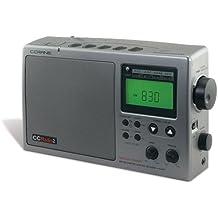 C Crane CCRadio-2 AM FM Weather and 2-Meter Ham Band (Titanium) CC2T