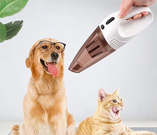 WTTTTW Removedor De Pelo para Mascotas, Aspiradora De Carga con La ...