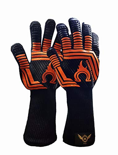 MLG OHMNI Gloves Resistant Silicone Barbeque