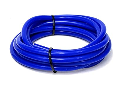 60 psi Maxium Pressure, 1//8 ID HPS HTSVH3-REDx5 Red 5 Length High Temperature Silicone Vacuum Tubing Hose