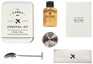 The Carry On Cocktail Kit - The Gin & Tonic