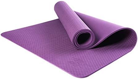 Esteras de la Yoga, Material de la TPE 8m m Espesar ...