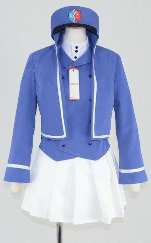 ガールズ&パンツァー(ガルパン) BC自由学園制服 コスプレ衣装 [2430] 男性XXL