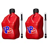 VP Racing Fuels Motorsport 5 Gallon Square Plastic